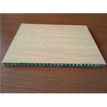 15mm Honeycomb Panel Wood Color Panel for Doors